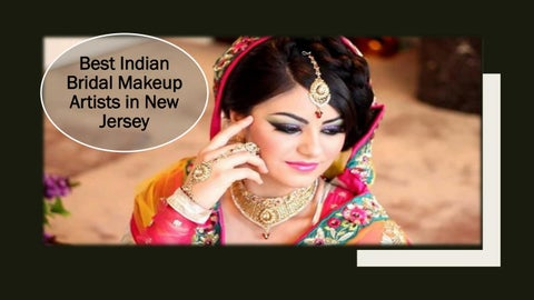 Best Indian Bridal Makeup Artists In