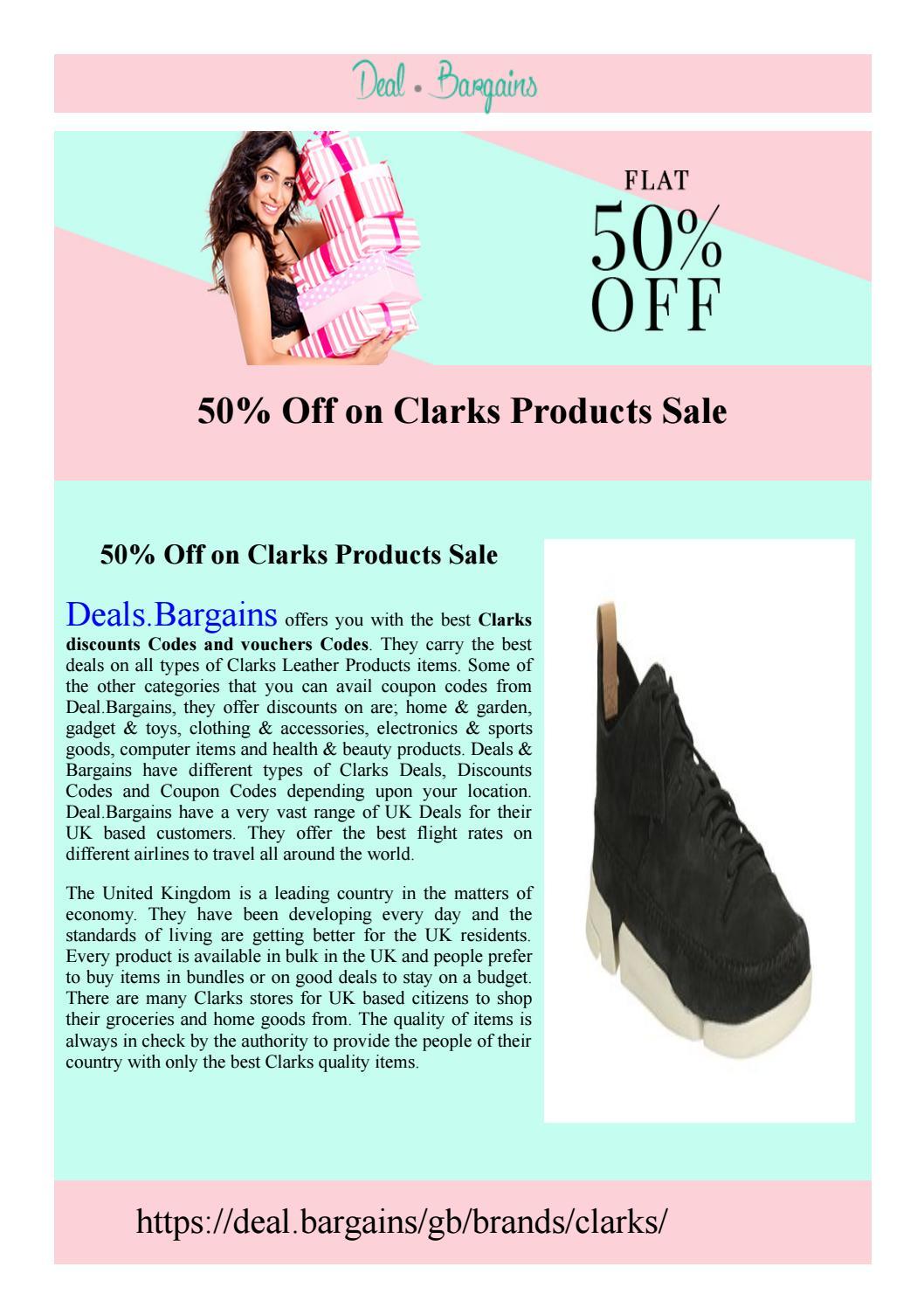 Clarks Voucher Codes - Best Clarks