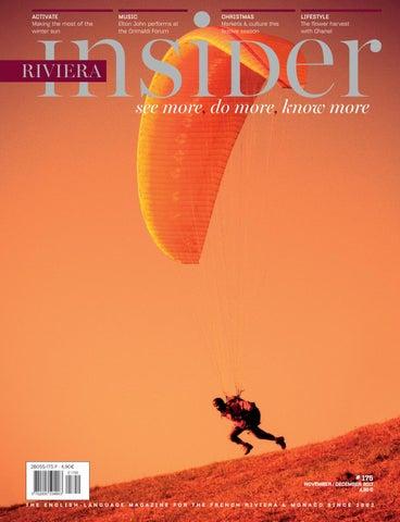 a0f5808eb939 Riviera Insider - November/December 2017 by Riviera Press - issuu