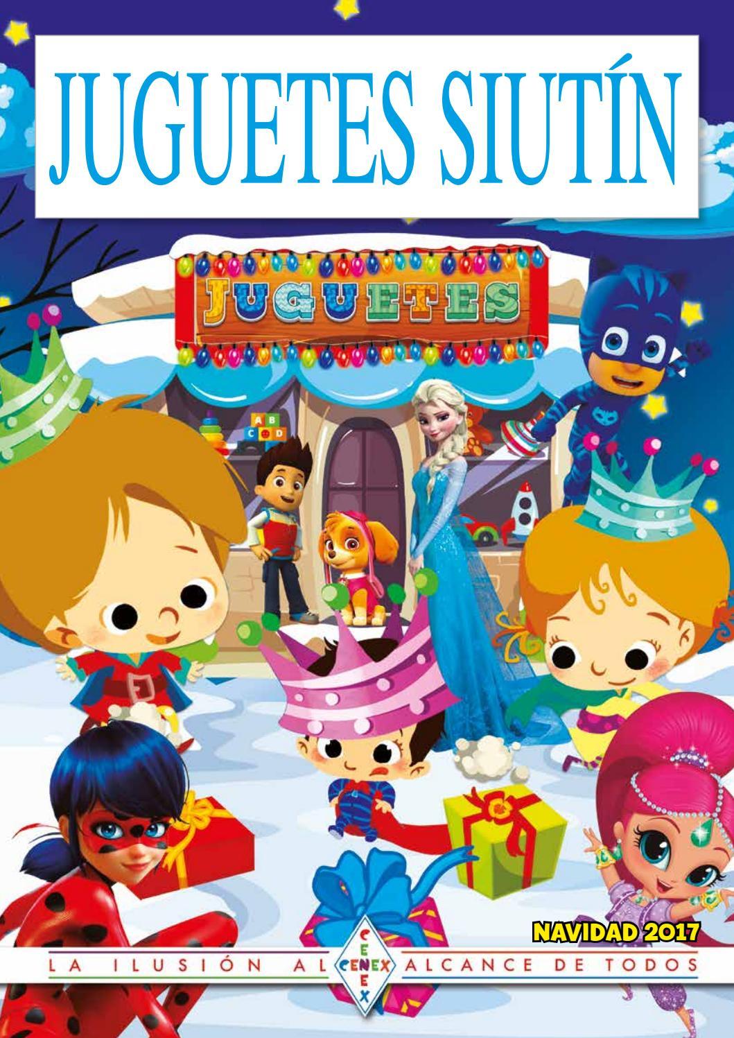 Juguetes Suitin Navidad 2017 By Solerdesign Issuu