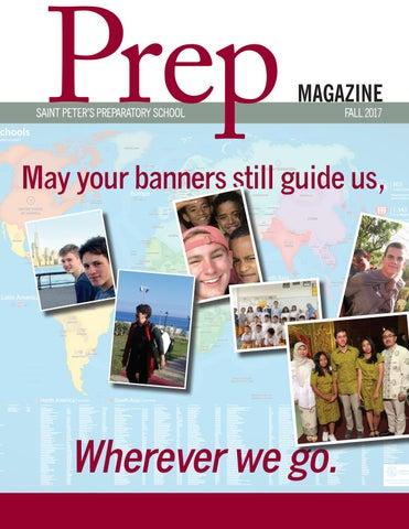 Fall 2017 Prep Magazine by Saint Peter's Prep - issuu