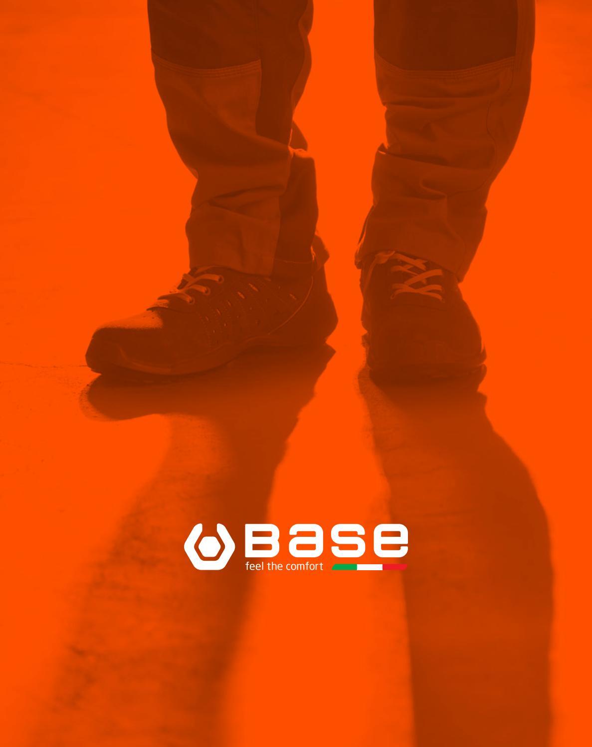 Base protection veiligheidsschoenen 2017 by Kledingcalculator.nl - issuu bf2b48fcc54