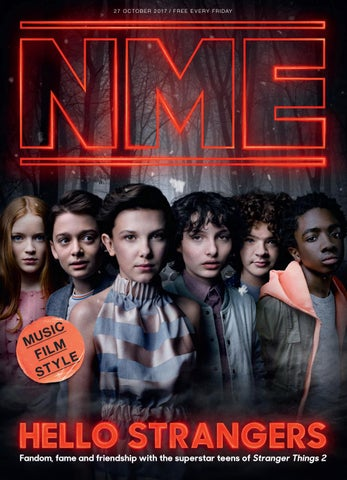 Nme 27 october by New Musical Express - issuu