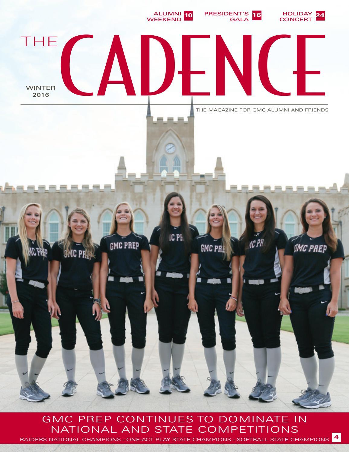 The Cadence Winter 2016 By Georgia Military College Cadence Issuu