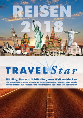 Travelstar Reisen 2018 by Mondial Reisen - issuu