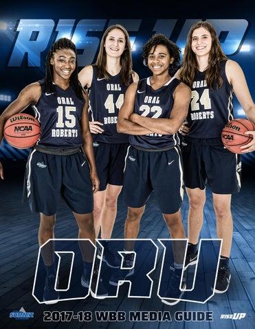 266f5ff6424 2017-18 ORU Women s Basketball Media Guide by ORU Athletics - issuu