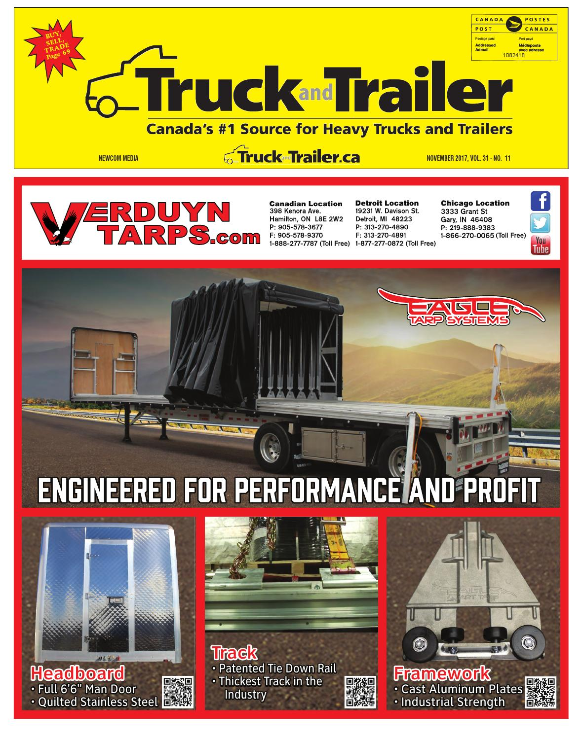 Truck and Trailer November 2017 by Annex Business Media - issuu