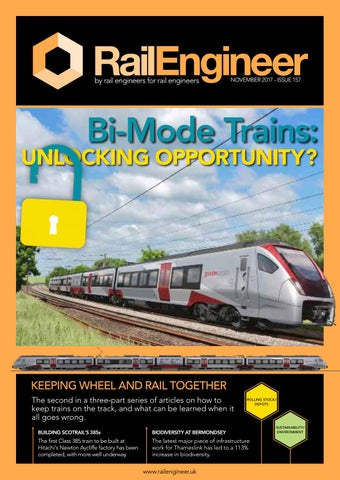 Rail Engineer - Issue 157 - November 2017 by Rail Media - issuu