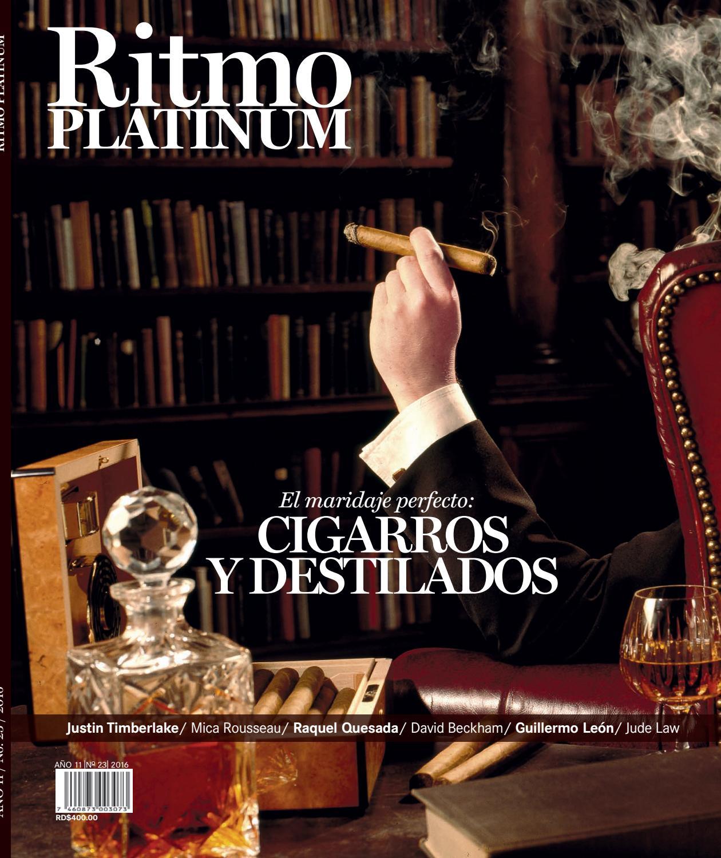4c917ab75cebf Ritmo Platinum Cigarros y Destilados by Listín Diario - issuu