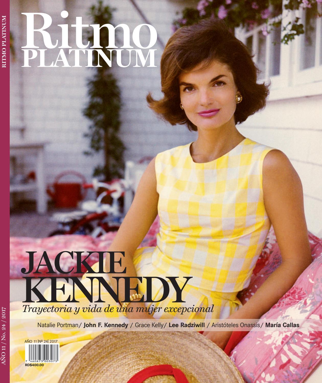 Ritmo Platinum Jackie Kennedy By Listín Diario Issuu