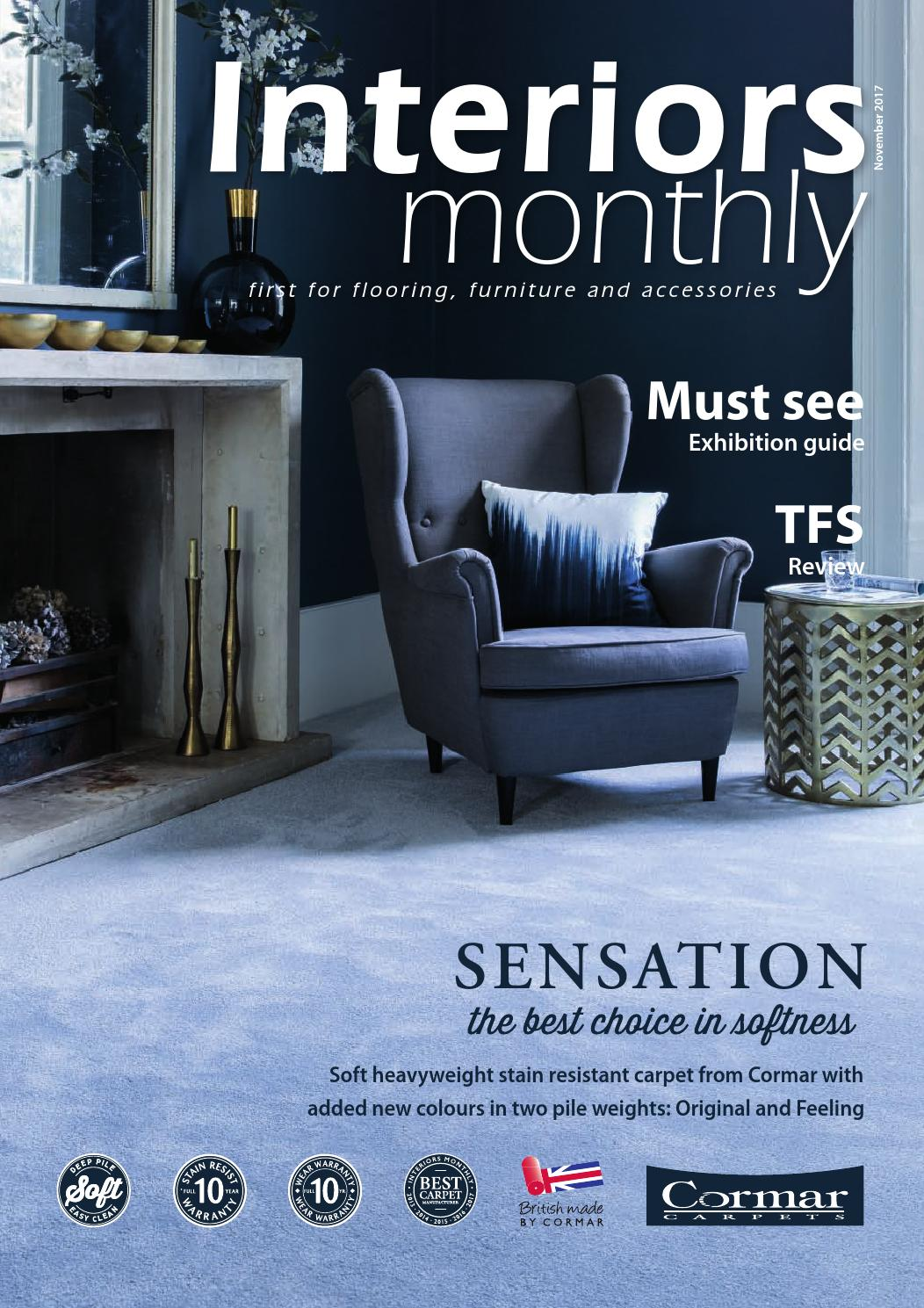 Interiors Monthly November 2017 by Interiors Monthly - issuu