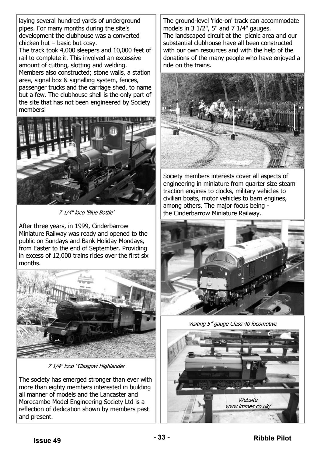 Ribble Pilot - Issue 49