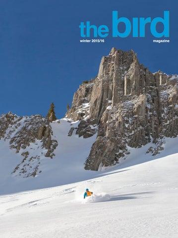 845cbdbae0d57 winter 2015 16. 2. SNOWBIRD