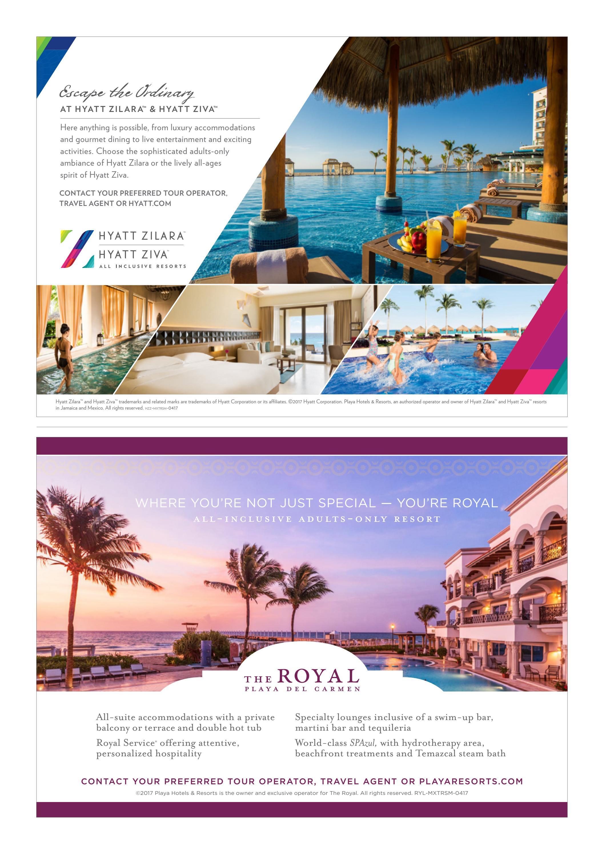 Mexico Tourism Board Magazine 2017 by PelusaCreate - issuu