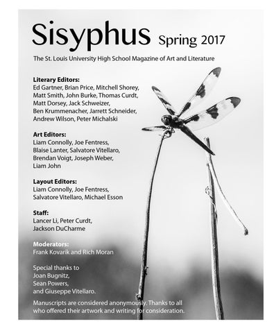Young Sisyphus Tries To Move World >> Sisyphus By Sluh Issuu