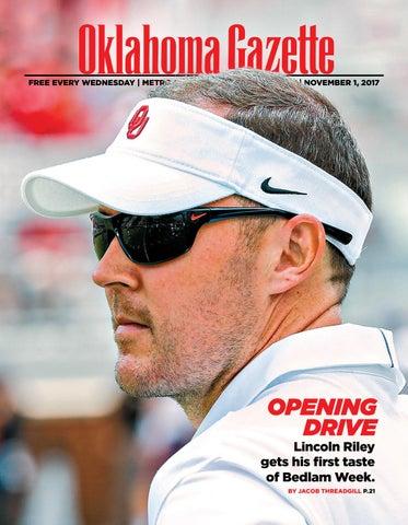 Opening Drive by Oklahoma Gazette - issuu f057fbddf43c