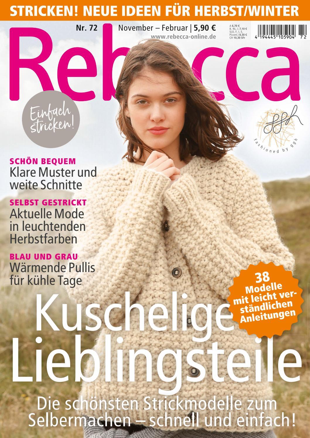 Rebecca 72 by Rebecca Magazine issuu