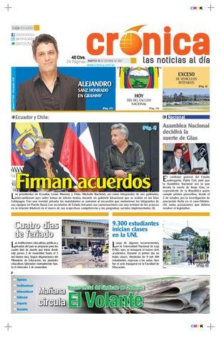 31octubre2017 9998 by Diario Crónica - issuu c0536cf407e