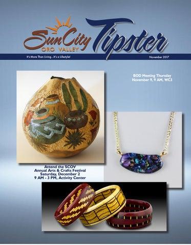 adca3137d Sun City Oro Valley November 2017 Tipster by Sun City Oro Valley ...