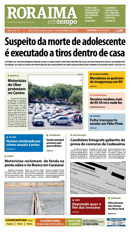 Jornal roraima em tempo – edição 771 by RoraimaEmTempo - issuu 63df2d7125