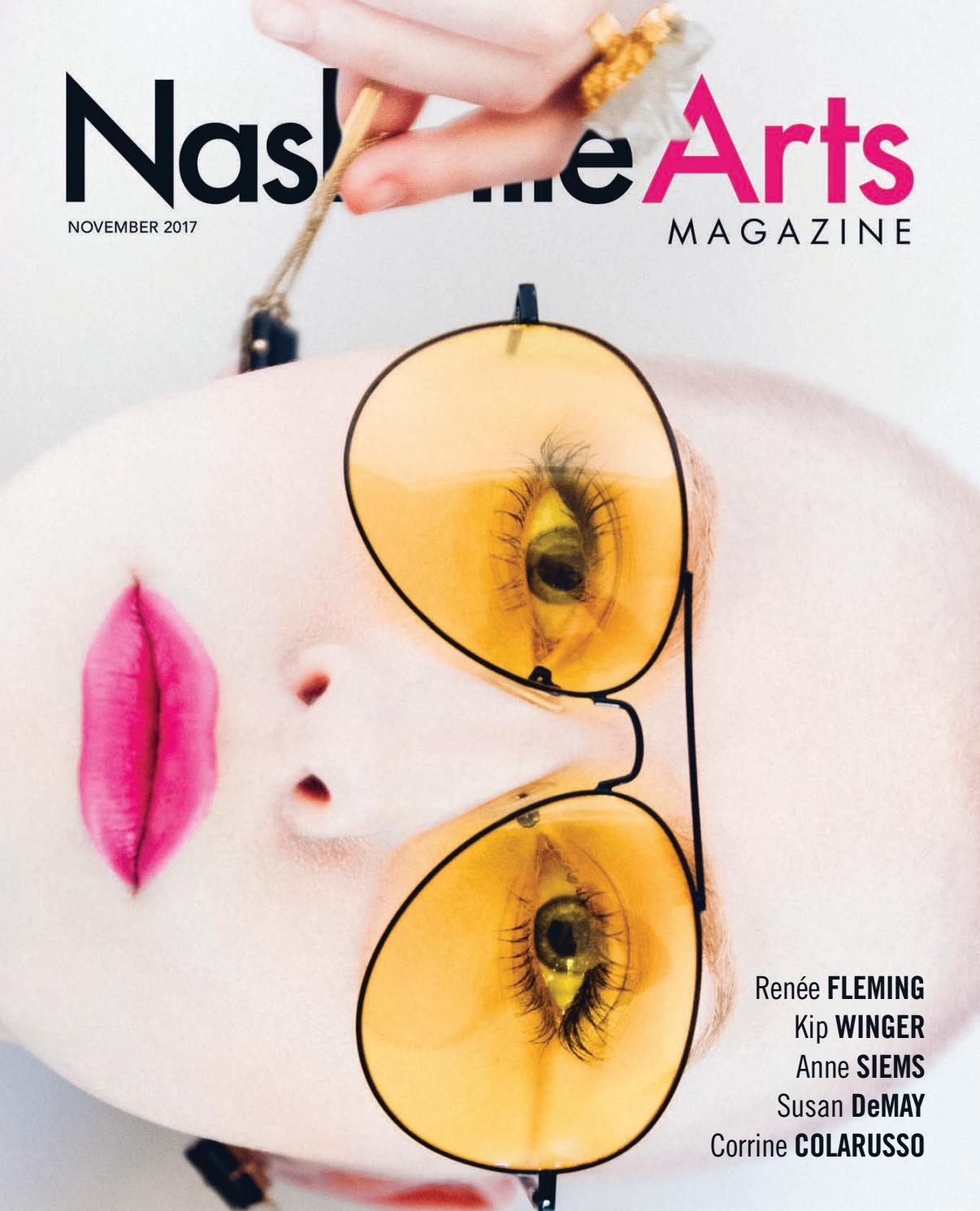 Nashville Arts Magazine November 2017 By Nashville Arts Magazine