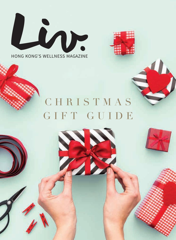 Christmas Gift Guide Magazine.Liv Magazine S Christmas Gift Guide 2017 By Liv Media