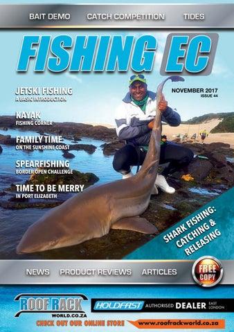 Fishing EC - November 2017 Online Magazine by Fishing EC