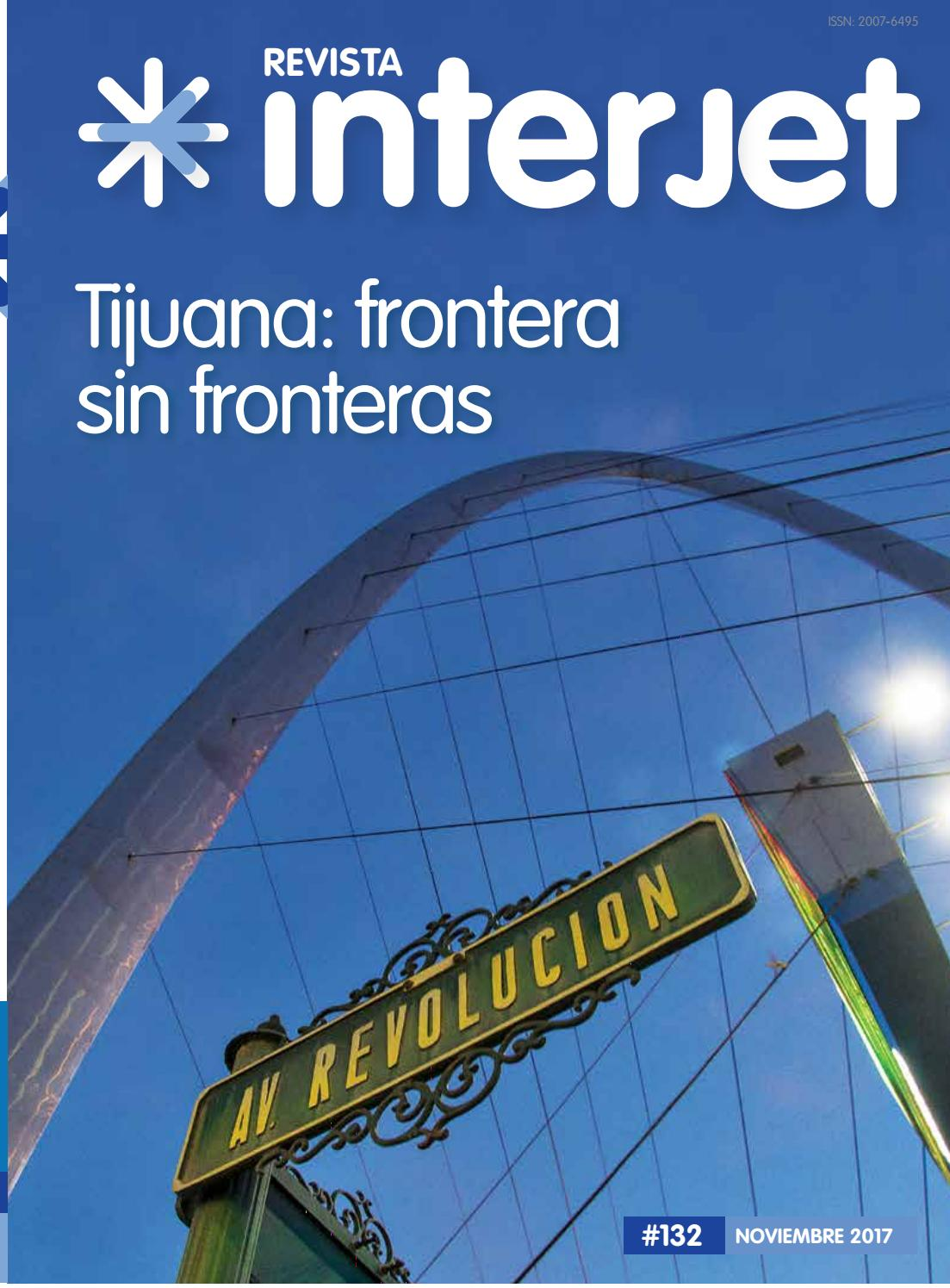 610c84d463b4 Revista Interjet Noviembre 2017 by Interjet - issuu