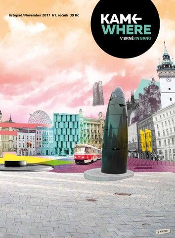 2ed3f517b4a KAM V BRNĚ   WHERE IN BRNO 11 2017 by Pocket media - issuu