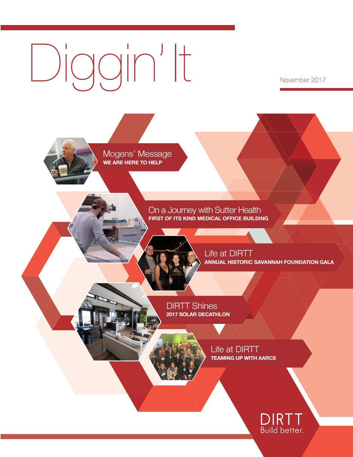 Diggin' It | November 2017 by DIRTT - issuu