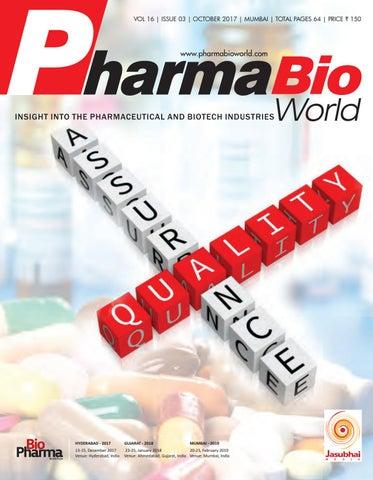 Pharma Bio World October 2017 by Pharma Bio World - issuu