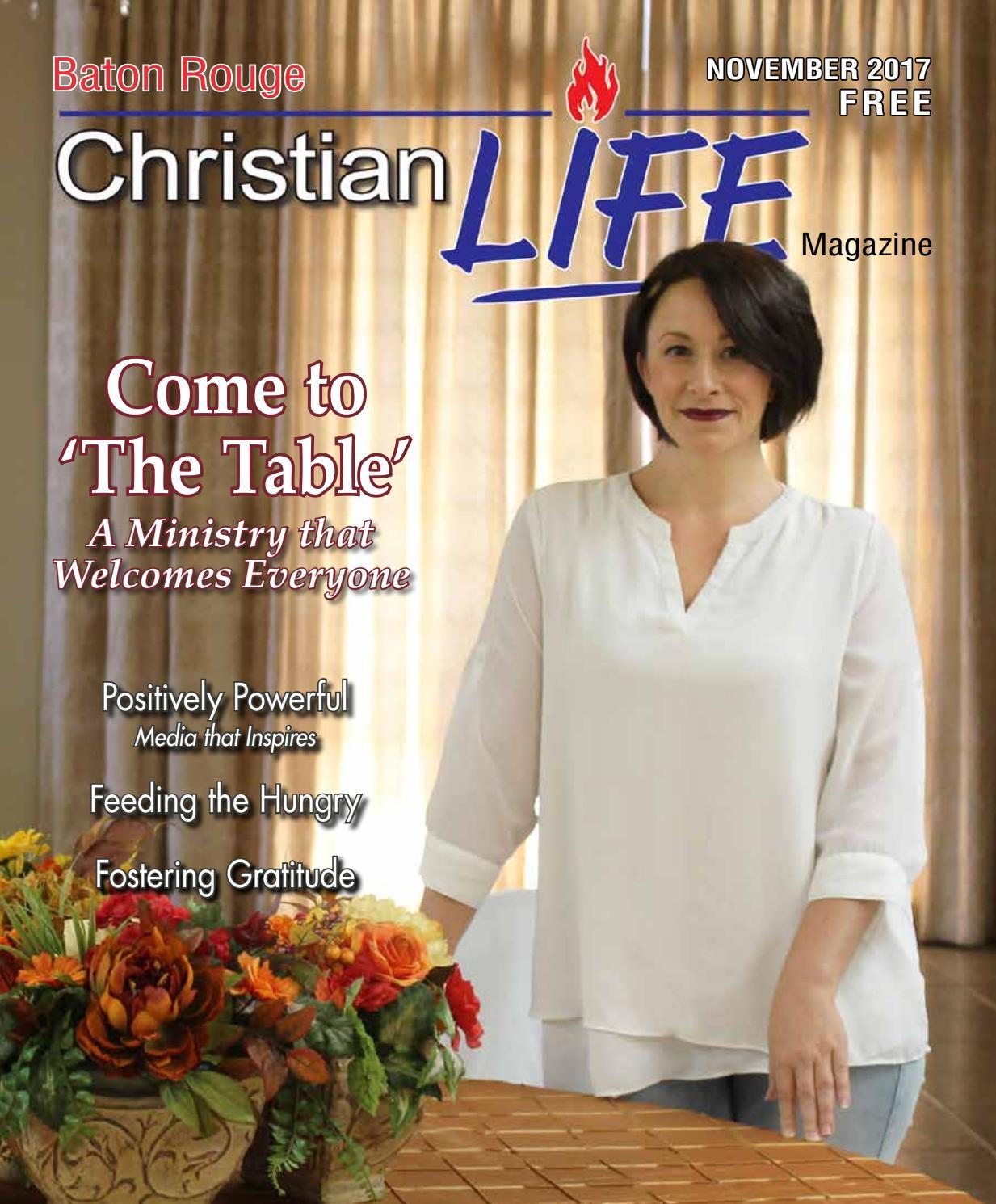 Baton Rouge Christian Life Magazine