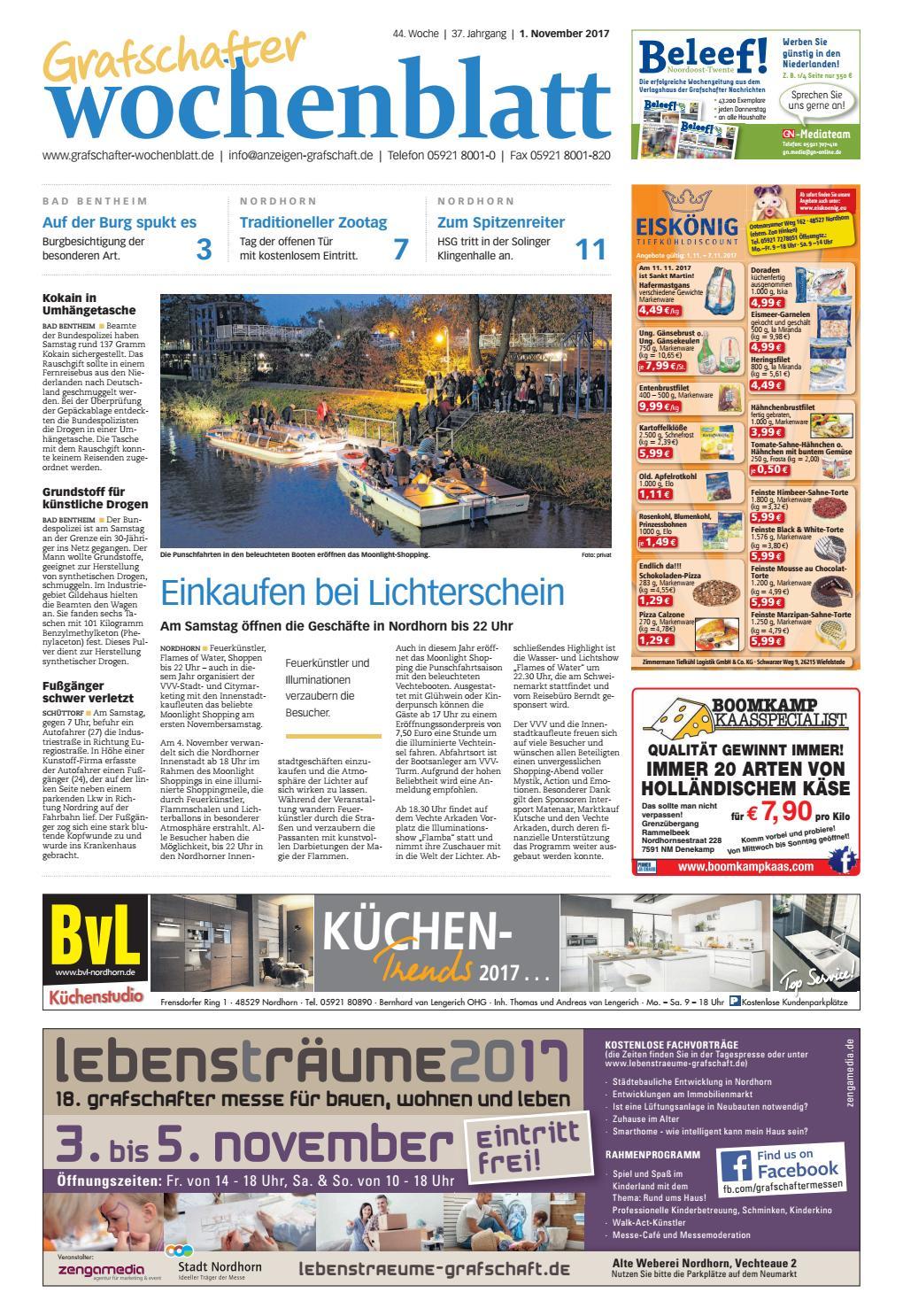 Grafschafter Wochenblatt_1-11-2017 by SonntagsZeitung - issuu