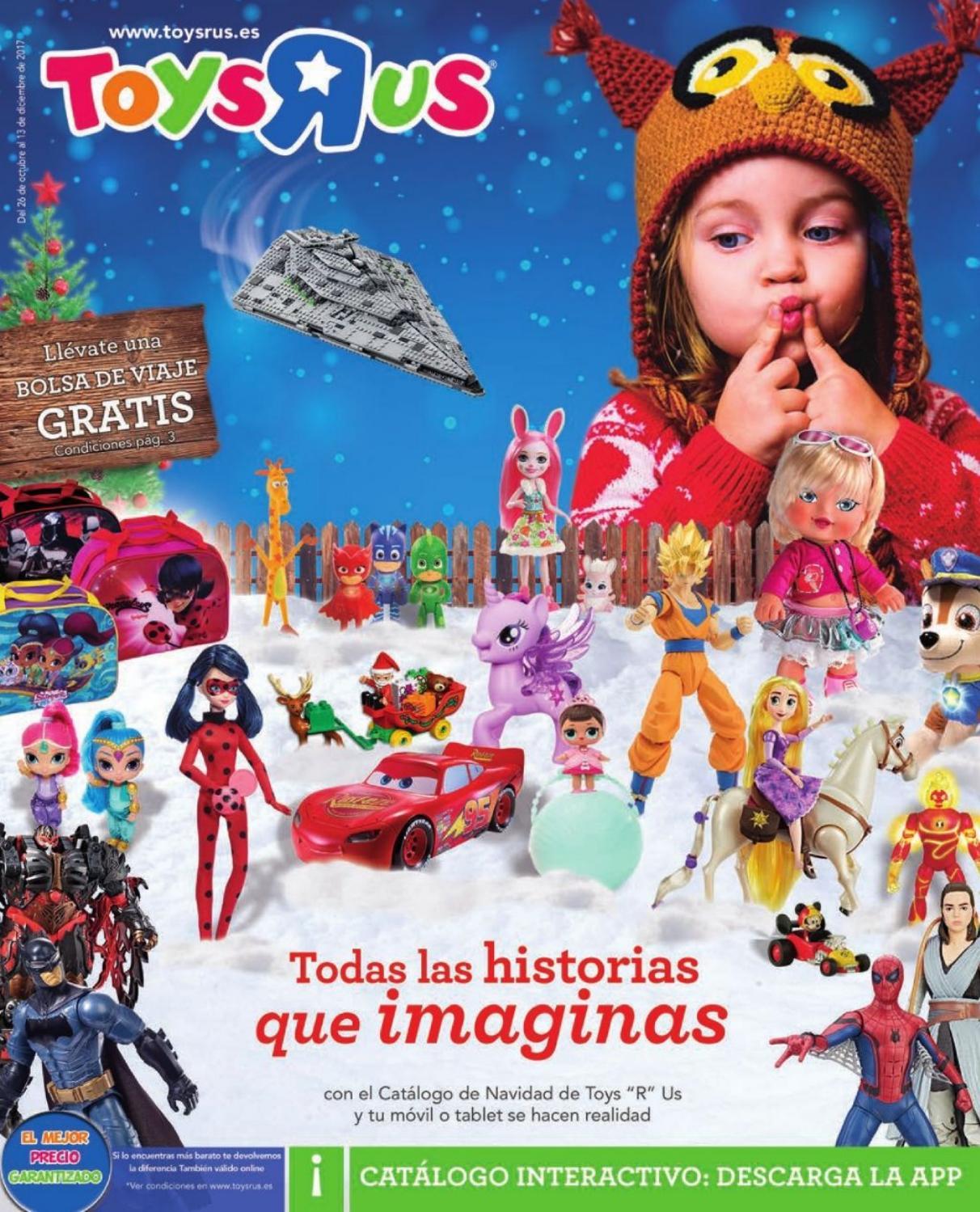 Toysrus juguetes Navidad 2017 by Ofertas Supermercados - issuu 46ea60fe2bf3