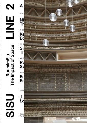 e5844bd05e7 SISU_LINE #2A by Eesti Sisearhitektide Liit - issuu