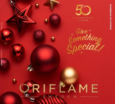 0e00be8662 Oriflame Catalogue November Cyprus By Maria s Oriflame by ...