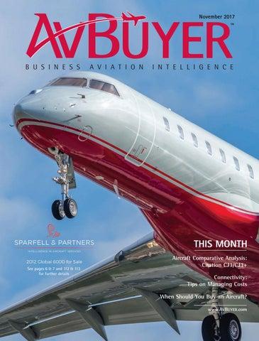 AvBuyer Magazine November 2017 by AvBuyer Ltd  - issuu