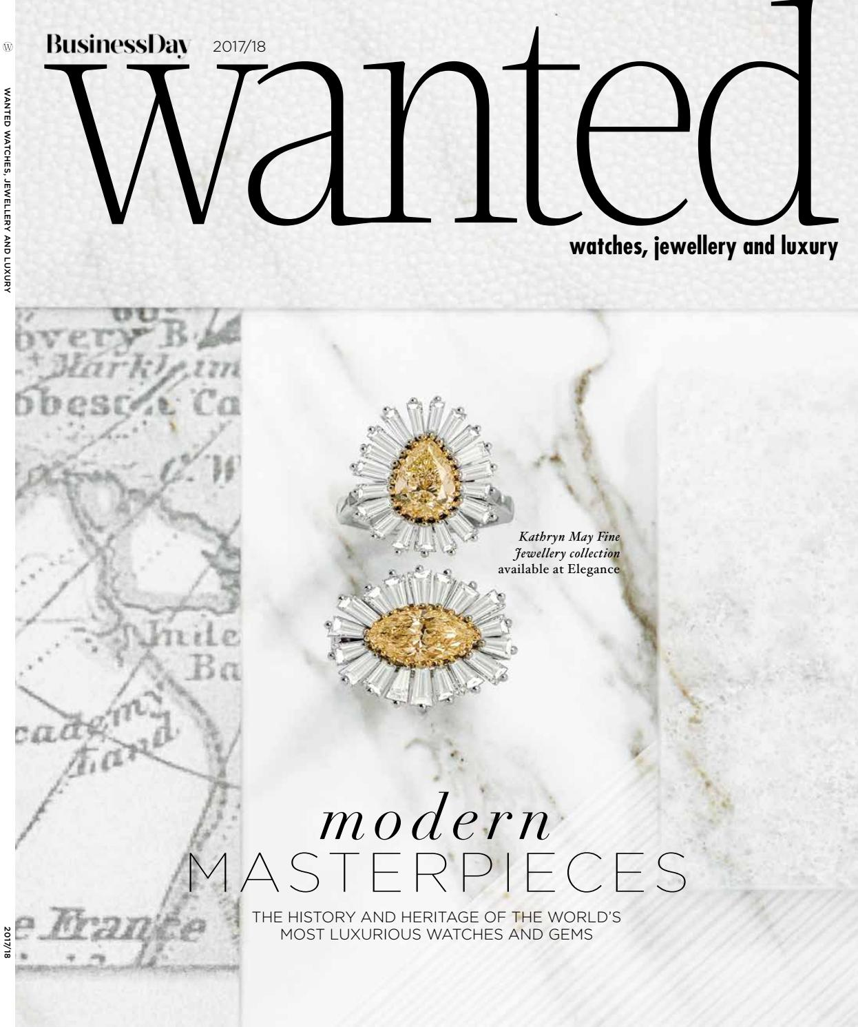 c47c8ebedbd7 Wanted  the watches and jewellery edition by SundayTimesZA - issuu