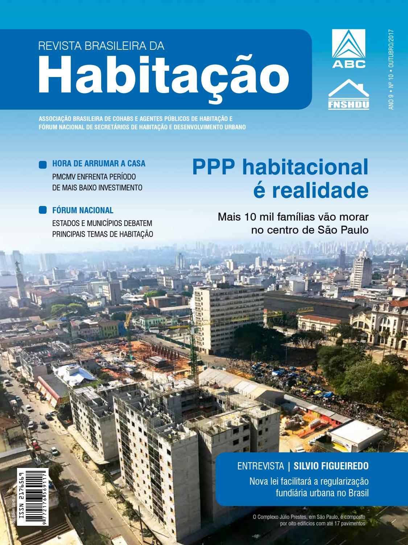 Revista Brasileira da Habitação - 10ª Edição by Associação Brasileira de  Cohabs - issuu dcf6e3f81dc66