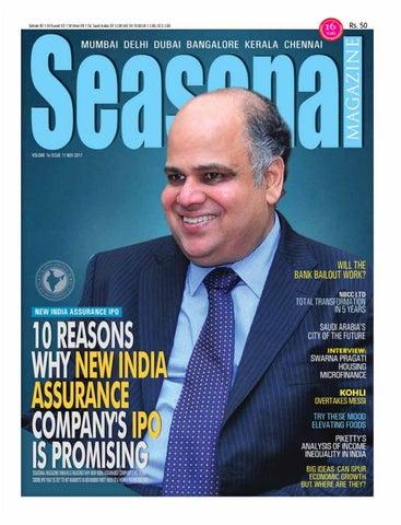 Seasonal Magazine November Issue 2017 by John Antony - issuu