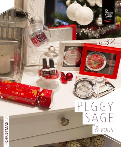 Calendrier Peggy Sage.Peggy Sage Vous Christmas 2017 By Nederlandse Beautyschool