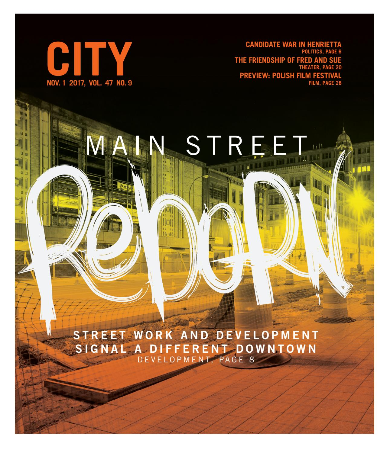 Design On Stock Blizz Bank.City Newspaper November 1 7 2017 By Rochester City Newspaper