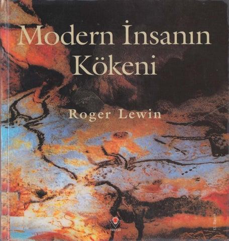 Roger Lewin Modern Insanın Kökeni By Iceland Wolf Issuu