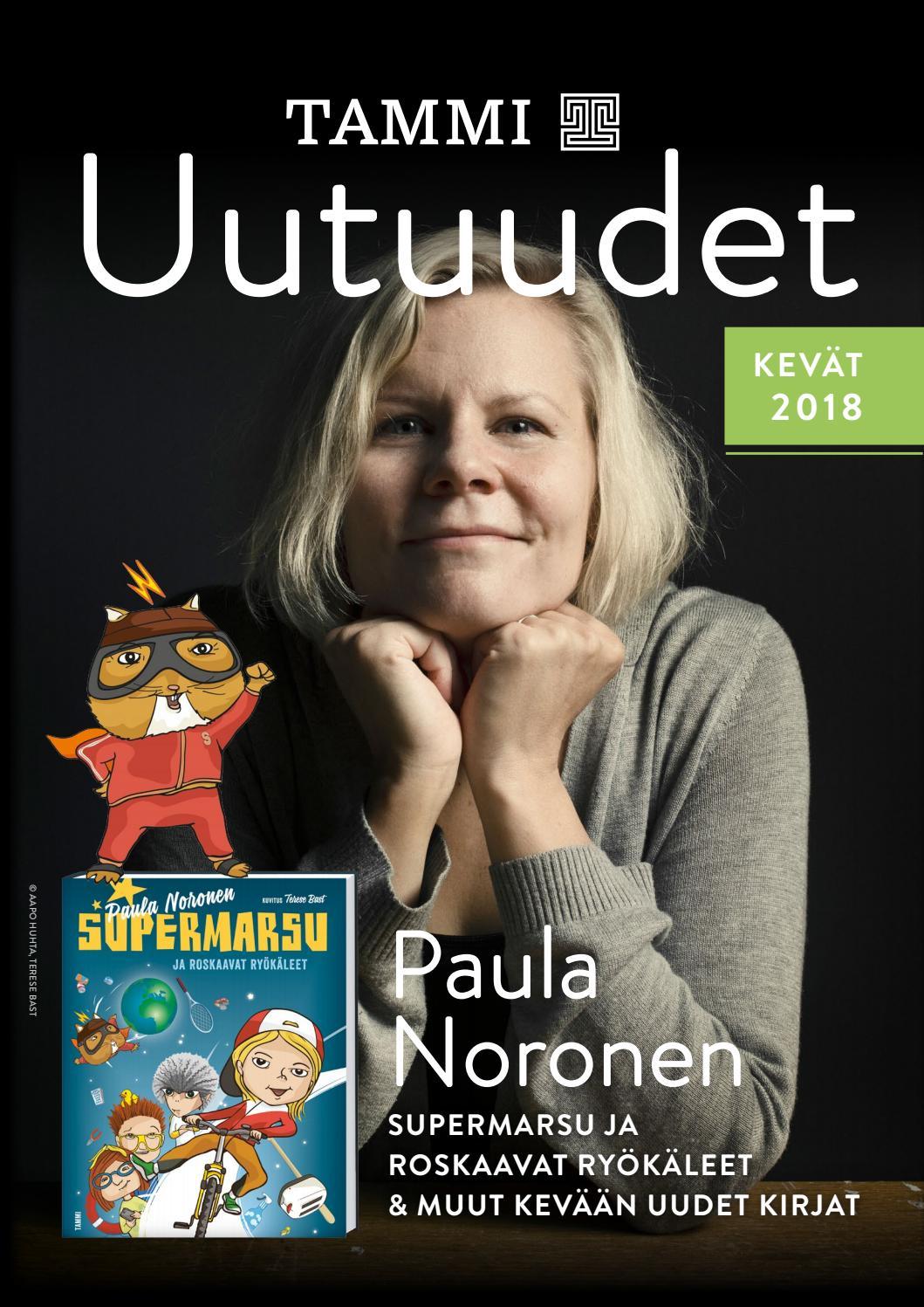 uutuuskirjat joulu 2018 Tammi kevat 2018 by #kirja   issuu uutuuskirjat joulu 2018