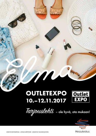 OutletExpo17 syksy   Tarjouslehti by Messukeskus - issuu 0c80ff866c