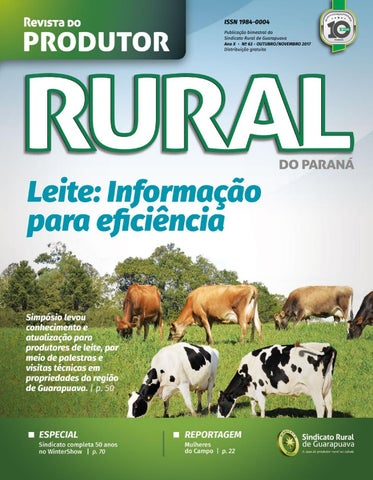 Srg rev prod rural 63 web ok by Seletiva Internet - issuu 9b41c090d5