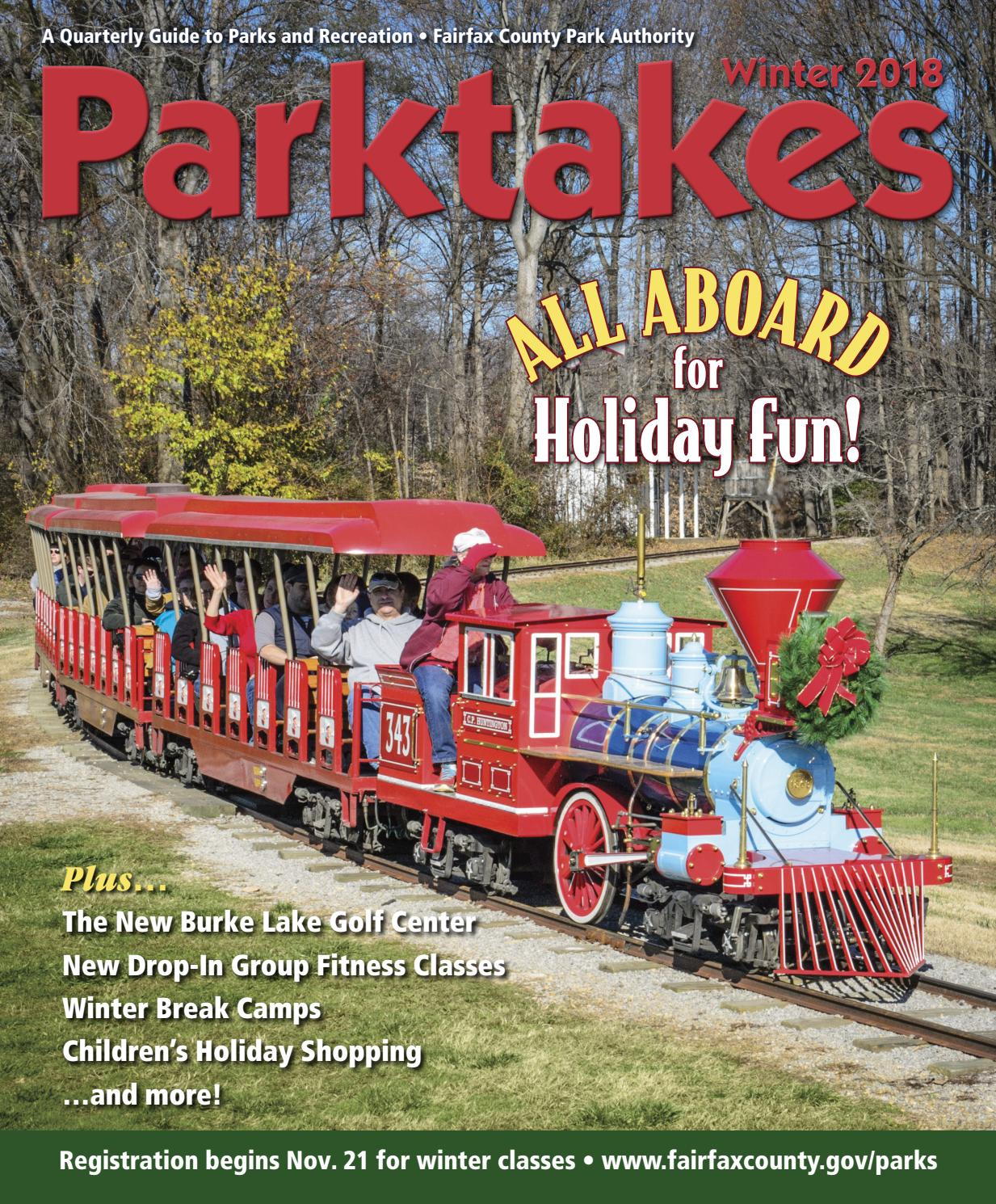 Winter Parktakes 2018 By Fairfax County Park Authority Issuu Left The First Shreeve Mechanical Amplifier Date Approx 1904