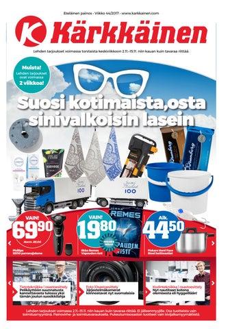 designer fashion adb9f 33d47 Kärkkäisen mainos (44 2017) (E) by Tavaratalo J. Kärkkäinen Oy - issuu