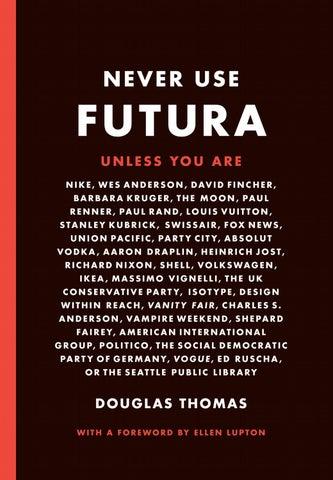 Futura Book Medium Western Font