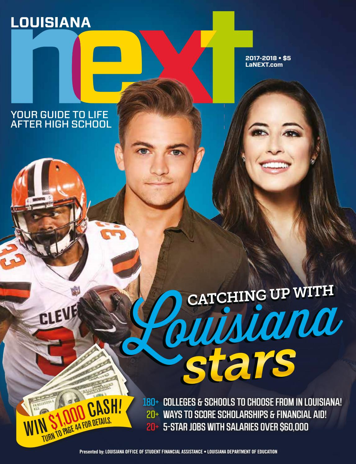 2017 2018 louisiana next by baton rouge business report issuu xflitez Gallery